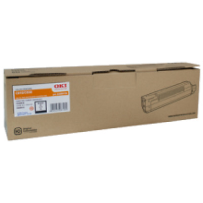 Oki MC862 Genuine Black [9.5K Page] Toner Cartridge