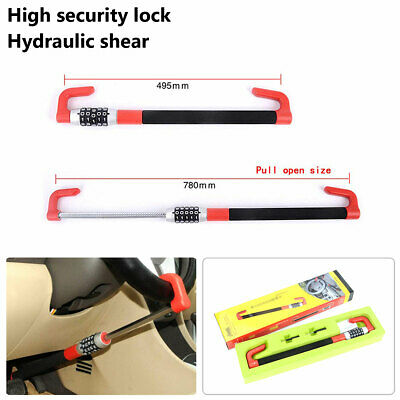 Car Anti Theft Car Steering Wheel Lock Car Van Security Device Clutch Lock 1X