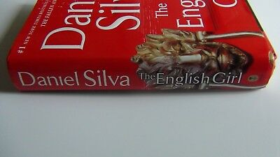 The English Girl by Daniel Silva  Hardcover   2013  FIRST EDITION