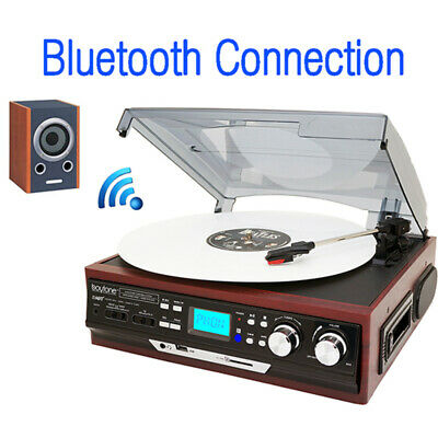 Refurb Boytone BT-37M-C, Connect Wirelessly to Bluetooth Speaker Devices 3-speed