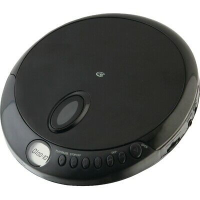 New Gpx Personal Cd Player GPXPC301B
