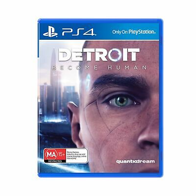 Sony NEW PlayStation4 Detroit: Become Human