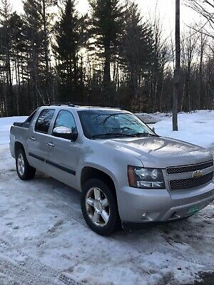 2007 Chevrolet Avalanche  chevy avalanche 2007
