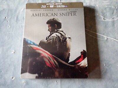 Steelbook Combo Blu Ray+Dvd Edition Collector Neuf Sous Blister