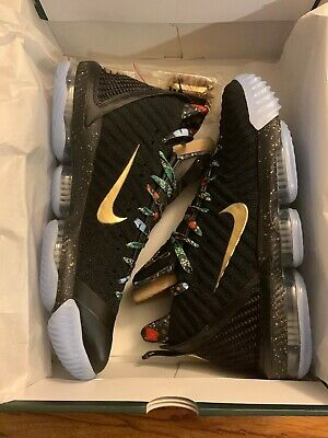 5a2a232131b68 Brand New Nike LEBRON 16 KC Watch The Throne 2019 WTT Sneakers Mens Size 12
