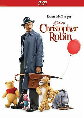 Christopher Robin: DVD 2018   (Free Fast Shipping)