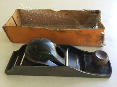 GREAT VINTAGE STANLEY No. 130 DOUBLE ENDED HAND PLANE WOODWORK TOOL ENGLAND MADE