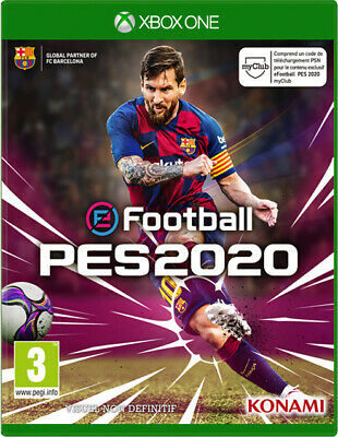 eFootball PES 2020 [XBOX ONE] (Digital Download)