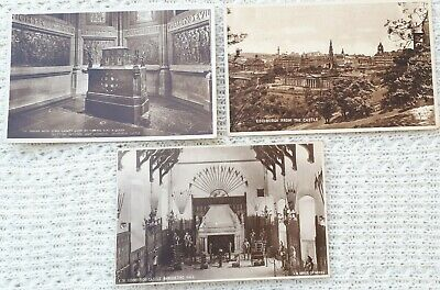 Vintage Unmarked Postcards, England – Advertising, Royal Family