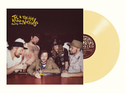 TK & THE HOLY KNOW-NOTHINGS - Arguably OK // Vinyl LP limited to 300 on Custard