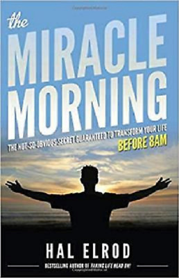 The Miracle Morning by Hal Elrod PDF (immediate delivery)
