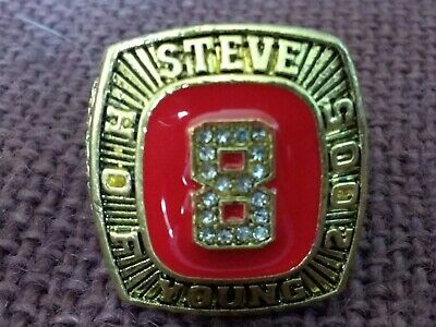Steve Young San Francisco 49Ers Hall Of Fame Ring