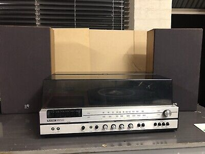 Vintage 1970's  Rank Arena Record Player - Working Order