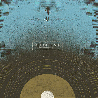 We Lost The Sea - Live at Dunk​!​Fest 2017 // 2xLP Vinyl ltd to 333 on gold/whit