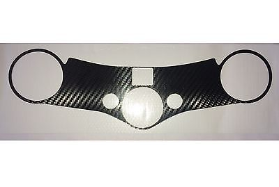 HONDA CBR600RR 2007-2014 Carbon Fiber Look Top Yoke Protector Cover