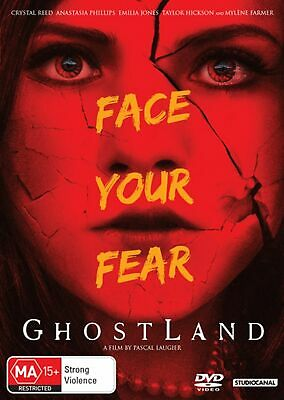 Ghostland : NEW DVD : Australian Stock : *PRICE SMASHED*