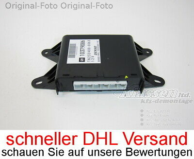 Steuergerät Cadillac STS Body Control Module 10379086