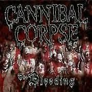 """CD CANNIBAL CORPSE """"THE BLEEDING  (REED.DIGI """". New and sealed"""