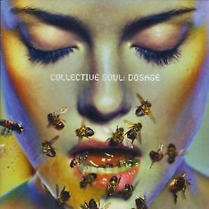 """CD COLLECTIVE SOUL """"DOSAGE"""". New and sealed"""