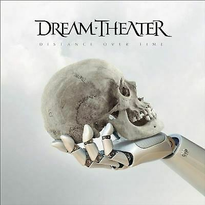 """CD DREAM THEATER """"DISTANCE OVER TIME"""". New and sealed"""