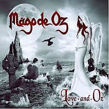 "2CD MAGO DE OZ ""LOVE AND OZ -JEWELL-"". New and sealed"