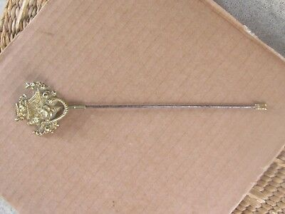 RARE ANTIQUE FRENCH MANTEL CLOCK PENDULUM-19th c.