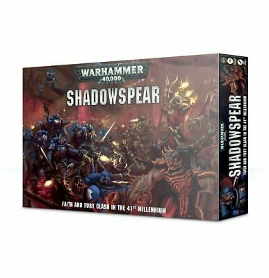 Warhammer 40.000: Shadowspear - New & Sealed