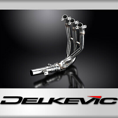 Triumph Street Triple 675 13-16 Decat Stainless Exhaust Downpipes Oem Compatible
