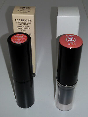 Chanel Les Beiges Blush Healty Glow Sheer Colour Stick 22 / 23