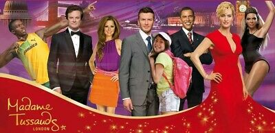 X2 Madame tussauds: Fri 29th March @10:15