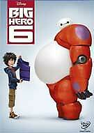 "DVD FILM ""BIG HERO 6"". Nuovo sigillato"
