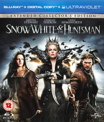 Snow White & The Huntsman Blu-Ray | Extended Edition (2013)