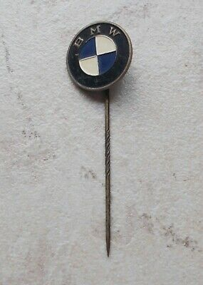 Badge BMW vintage Pins moto auto automobile Allemagne ancien 1960s