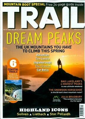 Trail Magazine Issue April 2019 ~ New ~