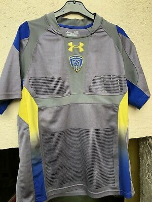 Maillot Asm Rugby Clermont Under Armor (SM PP) Taille S . Conviens Aussi Pour M