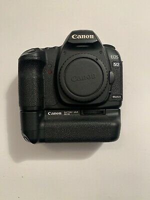 Canon EOS 5D Mark II 21.1MP Digital SLR Camera - Black (Body Only) (2764B003)