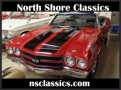 1970 Chevelle SS-PRICE REDUCED - LS5-CONVERTIBLE- 1970 Chevrolet Chevelle