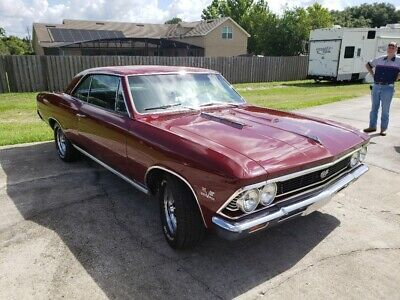 1966 Chevelle -SUPERSPORT-  TRUE 138 CAR - CLEAN AND SOLID - 427 1966 Chevrolet Chevelle for sale!