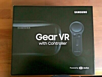 Samsung Gear VR With Controller SM-R324 - Virtual Reality Headset