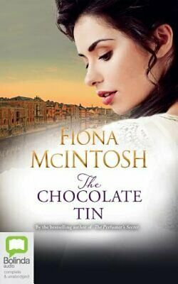 The Chocolate Tin by Fiona McIntosh: New Audiobook