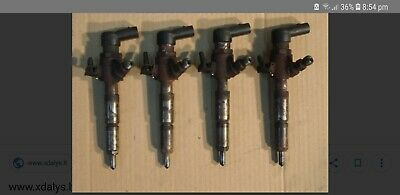 Ford Transit Connect 2008 Diesel Fuel Injectors (4) 1.8 TDCI Focus Mondeo