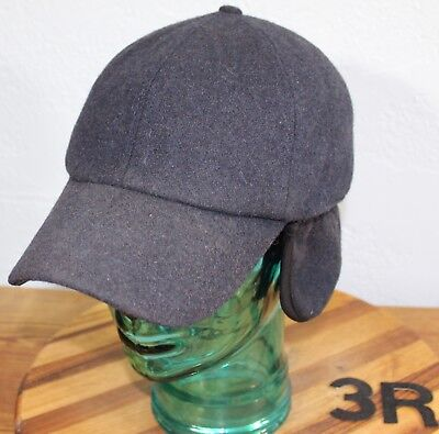 dc2368017ce Dry Ice By Crown Cap Wool Blend Rancher Hat Blue Size Large Very Good Cond  3R