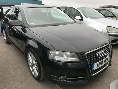 11 Audi A3 2.0 Tdi 140Bhp Sport - Alloys, Climate, 10 Stamps, 1F/owner, Fabulous