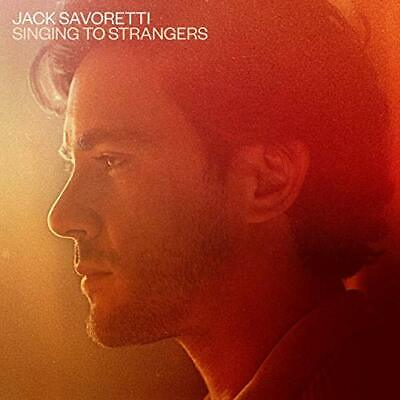 Jack Savoretti - Singing To Strangers - CD Album (Released 15th March 2019) New