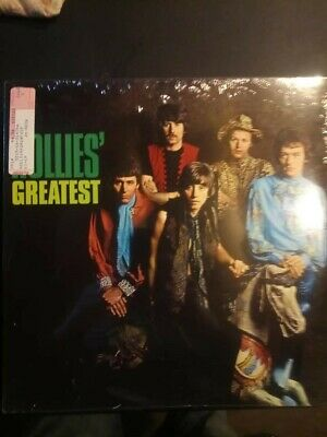 The Hollies Greatest Hits Factory Sealed lp vinyl record