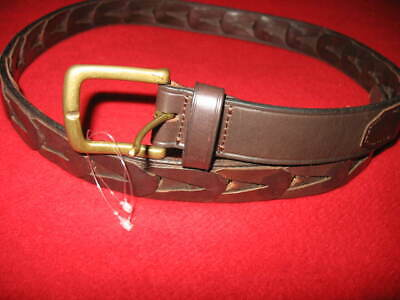 DARK BLUE #V105 Luxury Genuine CROCODILE HORNBACK leather Men/'s Belt 4cm Wide