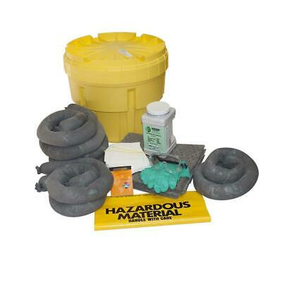 20 GALLONS AABACO OIL ONLY SPILL KIT IN DUFFEL BAG ABSORBS OILS AND FUELS