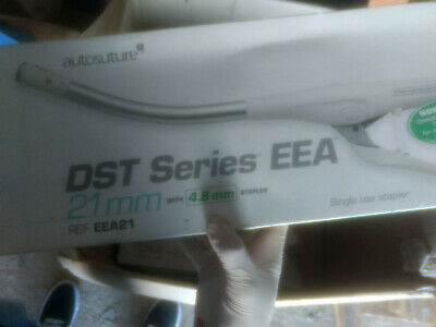 Covidien  DST SERIES EEA 21MM 4.8MM  Auto suture Ref  EEA21 EXP FINISH
