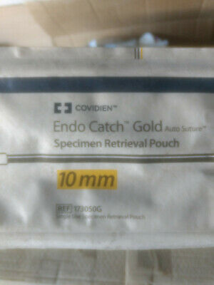 covidien ENDO CATCH  GOLD 10MM  Auto suture Ref 173050G EXP FINISH
