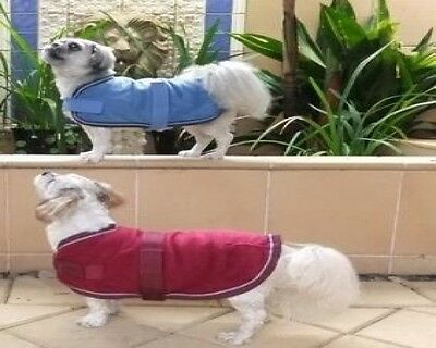 Dog Coat In Soft Polar Fleece Embossed Double Thickness~ BUY ONE GET ONE FREE